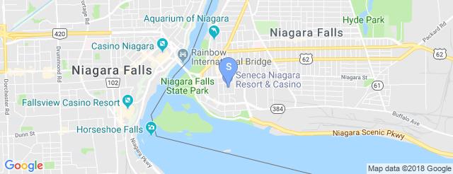 Seneca Niagara Events Center At Seneca Niagara Resort & Casino